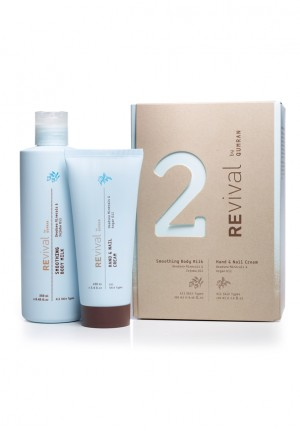 REVIVAL DUO PACK HAND CREAM & BODY MILK KIT